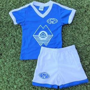 Juniordrakt m/shorts